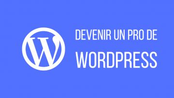 Blog cle en main WordPress